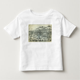 Port of the City of Canton Toddler T-Shirt