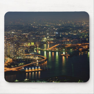 Port of Yokohama Mousepad