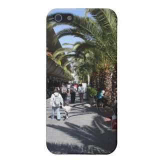 Port Olimpic Barcelona Cover For iPhone 5