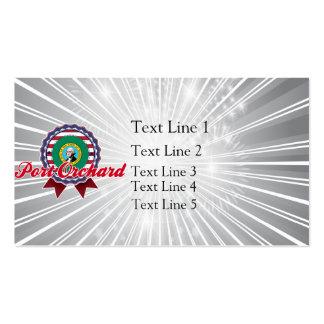 Port Orchard, WA Business Card