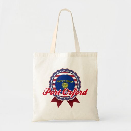 Port Orford, OR Canvas Bags