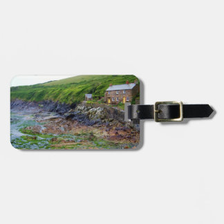 Port Quin Cornwall England Poldark Location Luggage Tag