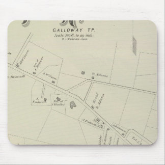 Port Republic, Galloway Tp, New Jersey Mouse Mat