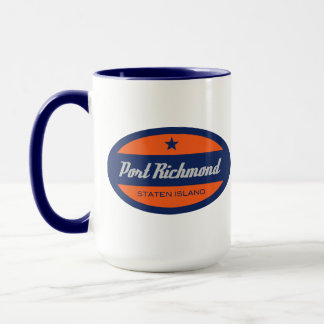 Port Richmond Mug