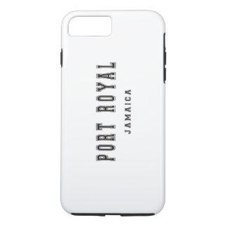 Port Royal Jamaica iPhone 7 Plus Case