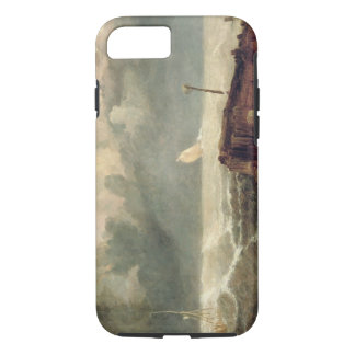 Port Ruysdael (oil on canvas) iPhone 7 Case