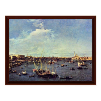 Port St. Mark'S Basin By Canaletto Postcards