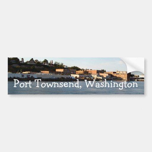 Port Townsend Bumper Stickers