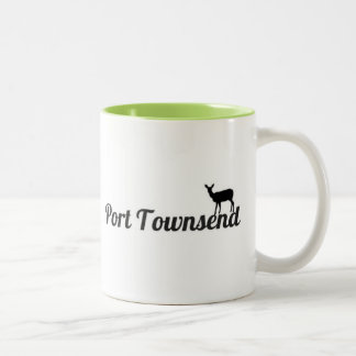 Port Townsend Deer Mug