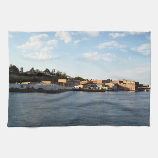 Port Townsend Tea Towel