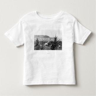 Port Townsend, WA View Main Barracks Fort Warden Toddler T-Shirt