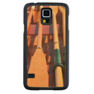 Port Townsend, Wooden Boat Festival Maple Galaxy S5 Case