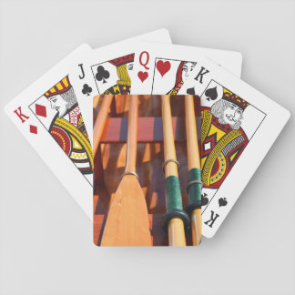 Port Townsend, Wooden Boat Festival Playing Cards