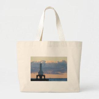 Port Washington, Wi. Lighthouse Bag
