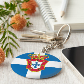 Porta Chaves Pequeno Alternativa Real Key Ring