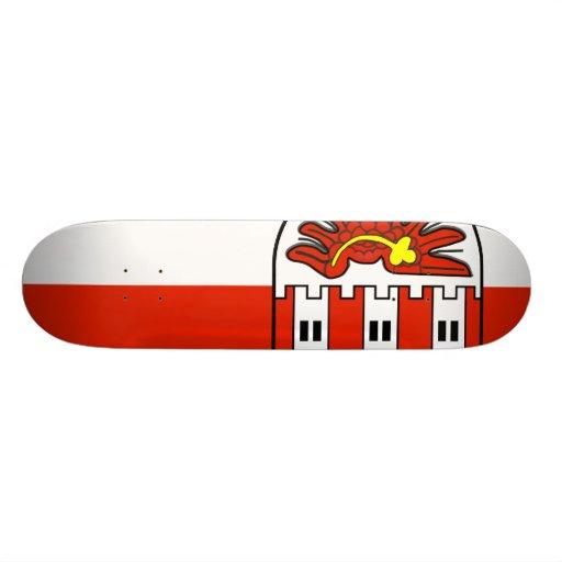 Porta Westfalica, Germany Skateboard Deck