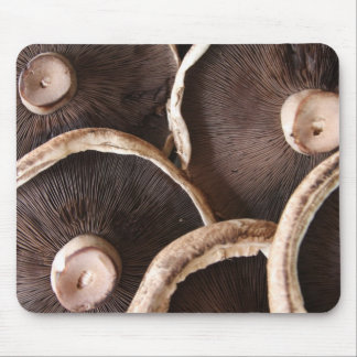 Portabella Mushrooms For Foodies Mouse Mat