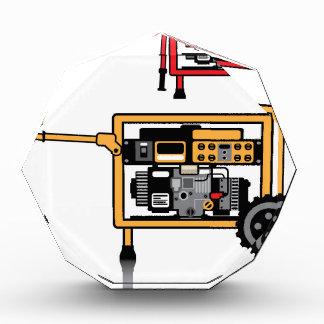Portable Generator vector