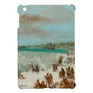 Portage Around the Falls of Niagara at Table Rock iPad Mini Case