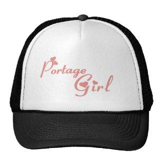 Portage Girl tee shirts Cap