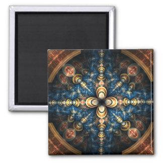 Portal Square Magnet