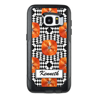 Portal to The Sun by Kenneth Yoncich OtterBox Samsung Galaxy S7 Edge Case