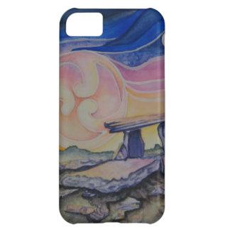 Portal tomb iPhone 5C cases