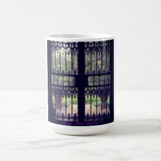 Portal View Basic White Mug