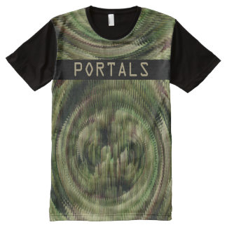 Portals All-Over Print T-Shirt