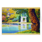 """Portals of the Past"" Golden Gate Park Card"