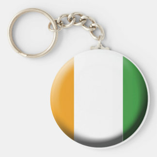 Porte- clef Côte d'ivoire Key Chains