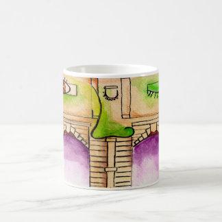 Porte de Bombes Coffee Mug