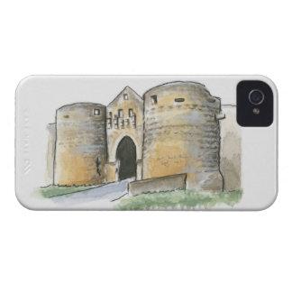 Porte des Tours, France iPhone 4 Case-Mate Cases