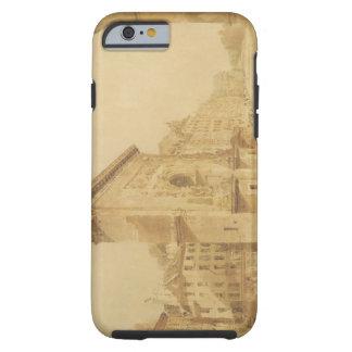 Porte St Denis, Paris (w/c) Tough iPhone 6 Case