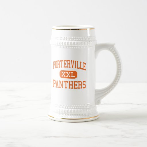 Porterville - Panthers - High - Porterville Coffee Mug