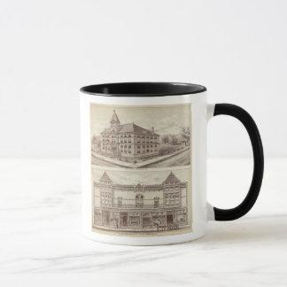Porterville school, store mug