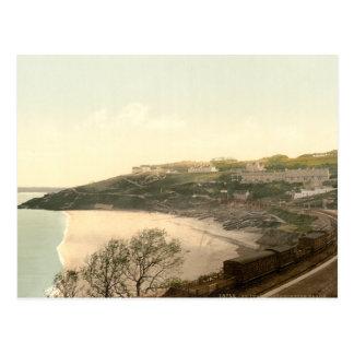 Porthminster Beach, St Ives Post Card