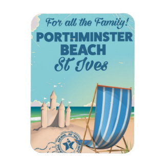 R A Design St Ives St Ives Fridge Magnets | Zazzle.co.uk