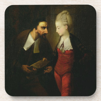 Portia and Shylock from 'The Merchant of Venice' A Coaster
