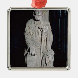 Portico de la Gloria depicting St James Christmas Ornament