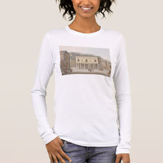 Portico of the Fountain of Pouhon at Spa, from 'Ch Long Sleeve T-Shirt
