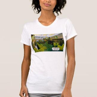 Portion of Lobby Hotel Von Dorn 242 Turk St. San F T-Shirt