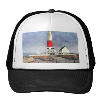 Portland Bill Lighthouse Cap