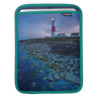 Portland Bill Lighthouse iPad Sleeve