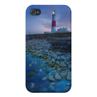 Portland Bill Lighthouse iPhone 4 Cover
