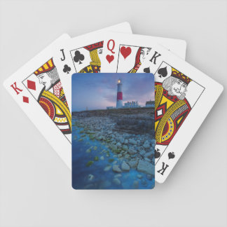 Portland Bill Lighthouse Playing Cards