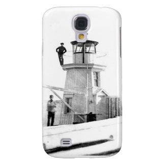 Portland Breakwater Lighthouse 2 Galaxy S4 Case