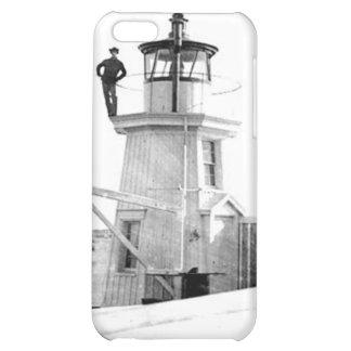 Portland Breakwater Lighthouse 2 iPhone 5C Case