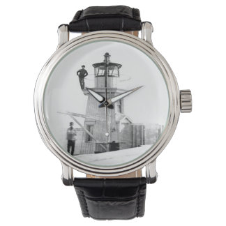 Portland Breakwater Lighthouse 2 Watch