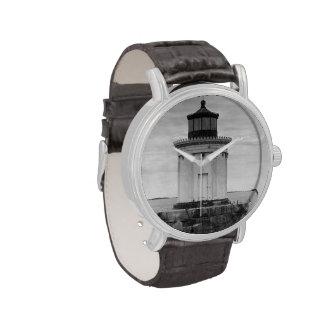 Portland Breakwater Lighthouse 3 Wrist Watches
